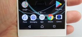 Sony Xperia L1: Display luminos, dar doar HD
