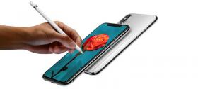Apple lucrează la un nou stylus: Apple Pencil pentru iPhone X Plus