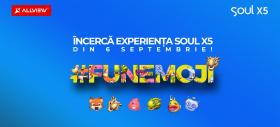 Allview Soul X5 vine pe 6 septembrie; Iată un teaser pe bază de Fun Emoji (Video)