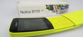 Nokia 8110 4G Unboxing: primiţi cu banana (phone)? (Video)