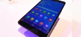 MWC 2014: Huawei MediaPad X1 video hands-on preview - tableta cu senzor foto de 13 megapixeli