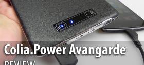 Colia Power Avangarde review: baterie externă de 15.000 mAh cu design premium, de la fungadgets.ro (Video)