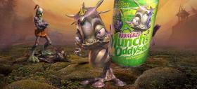 Oddworld: Munch's Oddysee Review (Samsung Galaxy S7 Edge): Abe şi Munch la cules de splooge şi manipulat de mudokoni (Video)