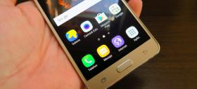 Samsung Galaxy J5 (2016): Display Super AMOLED excelent calibrat