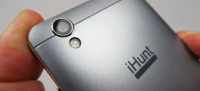 iHunt Freedom: Camera cu senzor de iPhone 5s nu se dezminte