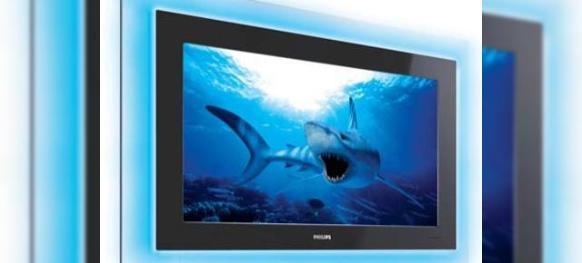 Noul Ambilight HDTV 1080p de la Philips