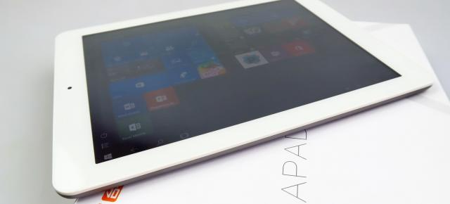 Teclast X98 Plus II Unboxing: tabletă de 9.7 inch dual boot, cu muchii late (Video)