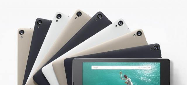 Google testează platforma Andromeda, hibrid Android - Chrome OS pe tableta Nexus 9