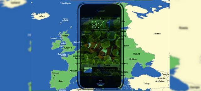 Cum va functiona iPhone in Europa