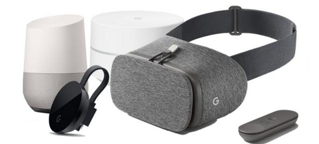 Google WiFi, Chromecast Ultra, Google Home și Daydream View VR anunțate oficial