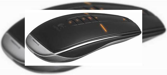 Mouse-ul zburator, Logitech MX Air