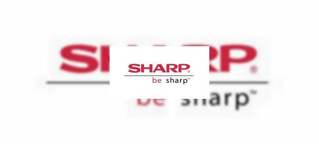 Sharp anunta un nou sistem touchscreen, mai bun decat cel de pe iPhone
