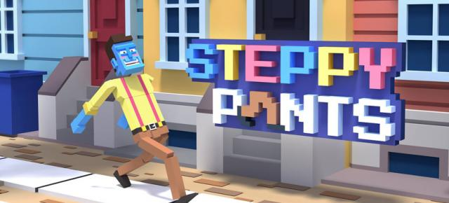 Steppy Pants Review (Allview X3 Soul Plus): simulator de împiedicare pe stradă, cu grafică pixelată (Video)