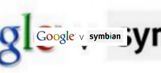 Google Android versus Symbian