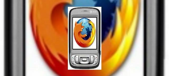 Mozilla pentru Windows Mobile, confirmat!