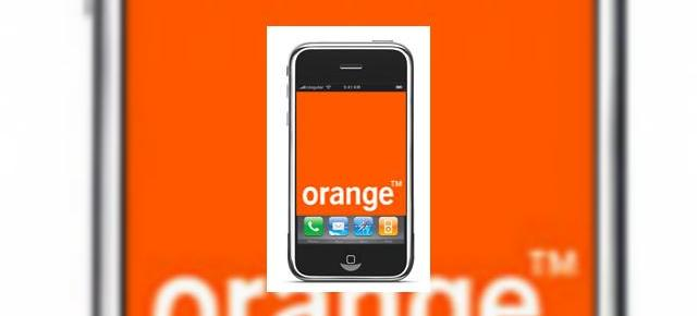 Orange Franta vinde de azi iPhone la 749 de euro