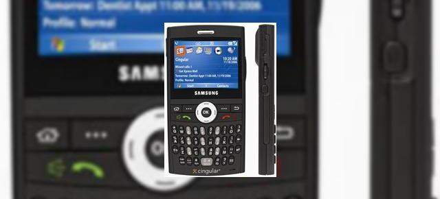 Upgrade de Windows Mobile 6 disponibil pentru Samsung BlackJack acum
