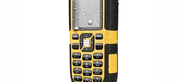 Telefonul indestructibil: Sonim XP1