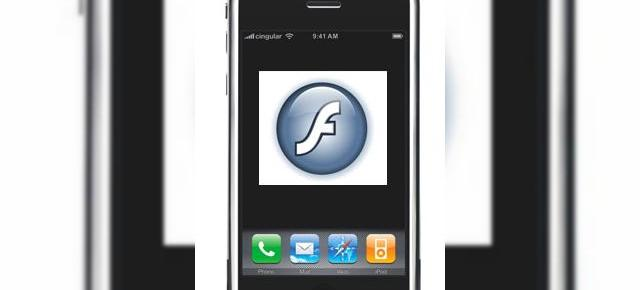 Flash pe iPhone? Steve Jobs stie sigur
