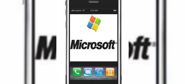 Microsoft Office, curand pe iPhone