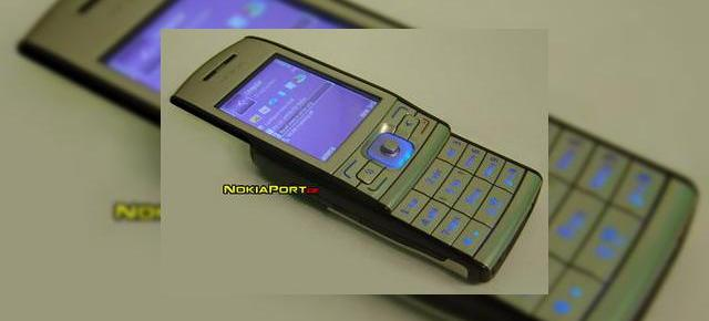 Nokia E52, un telefon concept creat in Photoshop