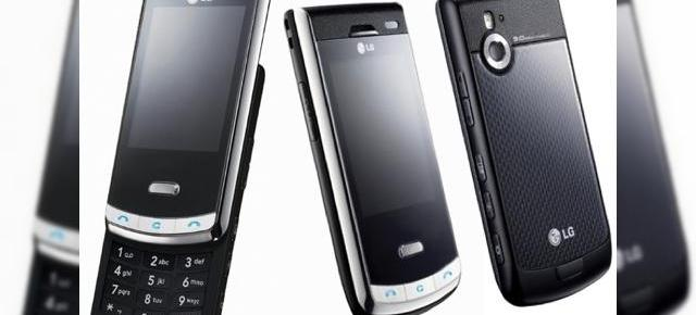 "Un nou telefon LG din seria ""Black Label"", inrudit cu Chocolate si Shine"