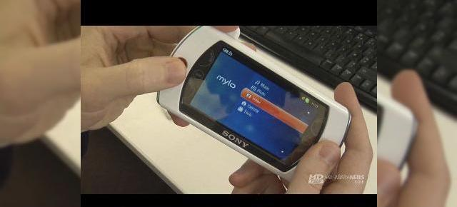 Experienta hands-on cu Sony Mylo 2