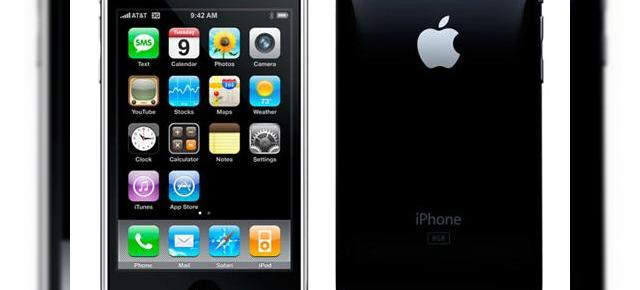Top 15 smartphone-uri - de la Apple iPhone 3G la Nokia E71