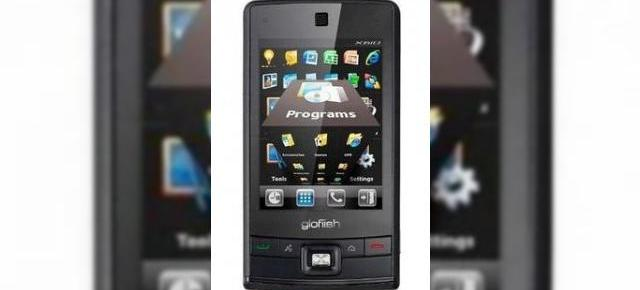 Glofiish X610 disponibil in Rusia