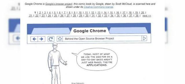 Google pregateste un nou browser, Chrome