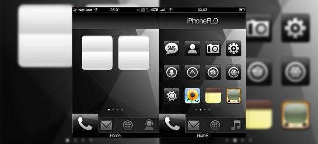 Tema lui HTC Touch Diamond soseste pe iPhone