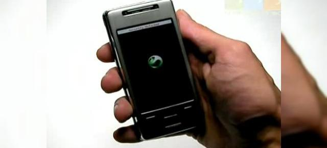 Sony Ericsson XPERIA X1 analizat intr-o experienta hands on