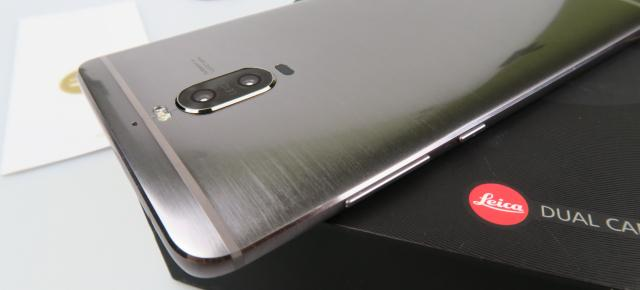 Huawei Mate 9 Pro Unboxing: Huawei pariază pe forme curbate (Video)