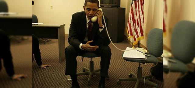 Convorbirile lui Obama, scapate pe mana angajatilor Verizon Wireless