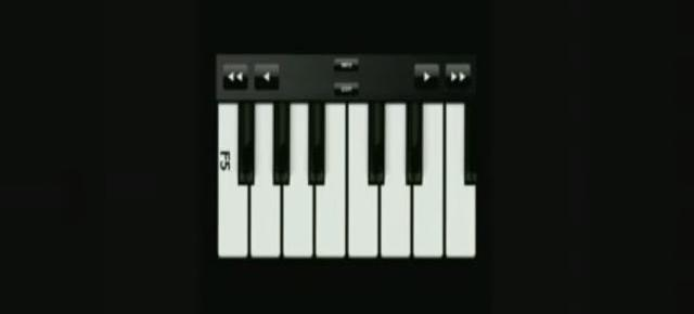 Piano Omniano - pianul virtual de pe telefonul tau Windows Mobile