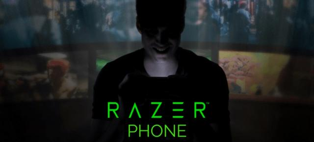 Razer Phone este zărit în GFXBench; aduce un display 16:9 de 5.7 inch și 8 GB RAM