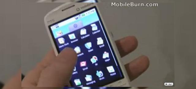 Noul telefon Android HTC Magic, surprins in actiune (Video)