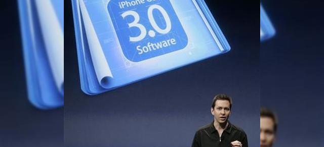 Apple a prezentat software-ul iPhone OS 3.0