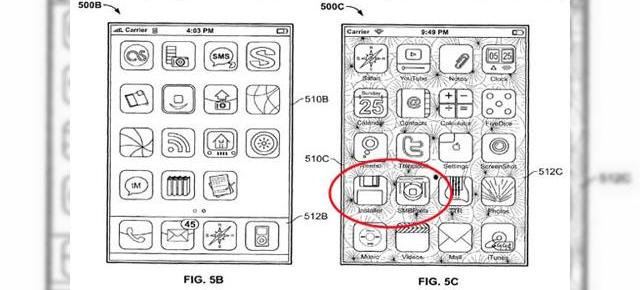 Noul patent Apple include o imagine cu un iPhone hackuit
