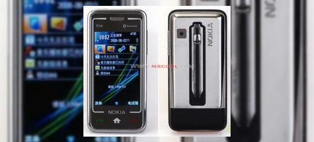 Sa radem cu falsurile Nokia: E99, N66 Superman, N86, N100 iPhone si 5900 XM