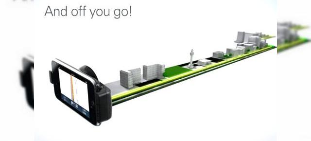 Aplicatia TomTom de pe iPhone 3GS este prezentata in actiune (Video)