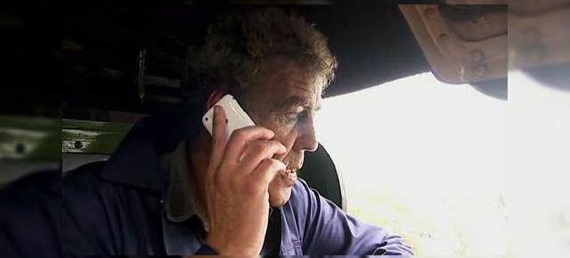 Top Gear are iPhone! Jeremy Clarkson isi expune terminalul 3G in fata camerei