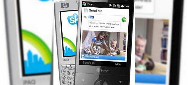 Skype 3.0, acum disponibil pe telefoanele Windows Mobile