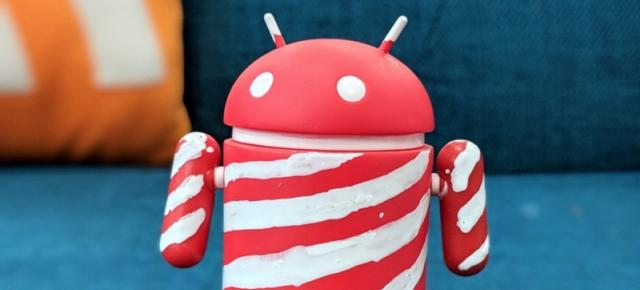 Android P 9.0 s-ar putea numi Android Peppermint Pocky