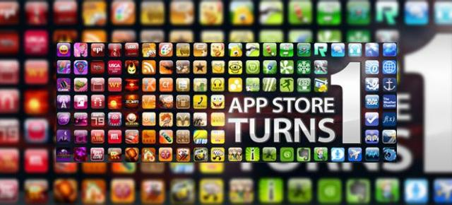 Apple App Store atinge 1.5 miliarde de downloaduri in doar un an