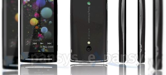 "Sony Ericsson ""Rachael"" este de fapt XPERIA X3, specificatiile acum disponibile"