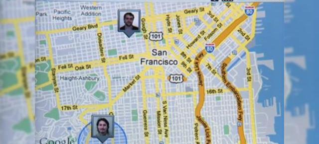 Google Maps include optiunea Layer; Google Latitude soseste pe iPhone