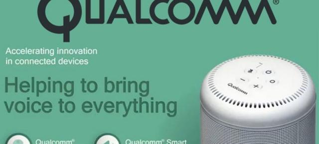 CES 2018: Qualcomm anunță platforma Smart Audio pentru boxe smart; se aduce și suport Cortana