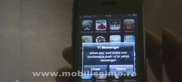 Recenzie Mobilissimo a lui iPhone 3GS, acum disponibila! Hands-on cu noul iPhone (Video)