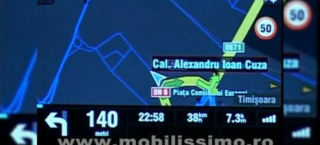 Allview GPS Piano, analizat si testat (Video)